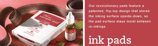 Inkpad closeup
