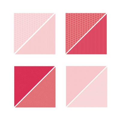Love Patterns Designer Series Paper Pack